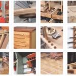 เครื่องมือ และอุปกรณ์ ในช็อปงานไม้ (Workshop Accessories)