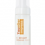 Younger Impress C Bright Mousse Foam โฟมล้างหน้า มูส Vitamin C150 ml.