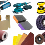 เครื่องเจียร์ เครืองขัด และอุปกรณ์เสริม (Grinding Tools, Sanding Tools and Accessories)