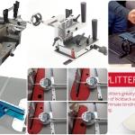 อุปกรณ์ประกอบสำหรับโต๊ะเลื่อย (Jigs, Fixtures and Accessories for Table Saw)