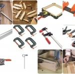 แคล้มป์งานไม้ (Woodworking Clamps)