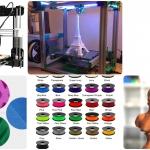 เครื่องพิมพ์ 3 มิติ และ อุปกรณ์ (3D Printers and Accessories)