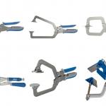 Kreg Clamps for Pocket-Hole Jig - แคล้มป์ใช้กับจิ๊กเจาะเอียงของ Kreg