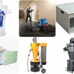 เครื่องดูดฝุ่น และ เครื่องกรองฝุ่นในอากาศ (Dust Collectors and Air Filtration Systems)