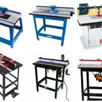 โต๊ะเร้าเตอร์ (Router Table)