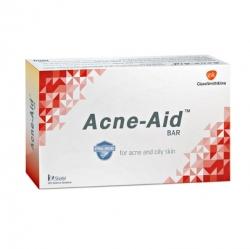Acne-Aid Bar 100g สำหรับผิวที่มีแนวโน้มเป็นสิวง่าย