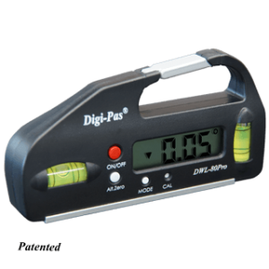 Digi-Pas DWL-80Pro - ระดับน้ำดิจิตอลขนาดพกพา 100 มม. จากอังกฤษ
