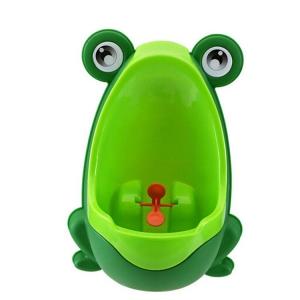 โถปัสสาวะสำหรับเด็ก รูปร่างกบ สีเขียว รุ่น artfrog