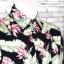 Hyper เสื้อเชิ๊ตลายดอก เสื้อวินเทจ thumbnail 5