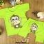 ชุดเด็กเสื้อและกางเกงก้นบาน size 16-25 เดือน (ไซส์ 90) thumbnail 4