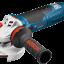 Bosch GWS19-125 CIE Professional Angle Grinder - เครื่องเจียร์ไฟฟ้า ขนาด 5 นิ้วที่มีระบบป้องกันการตีกลับ และปรับรอบได้ thumbnail 1