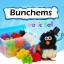 ของเล่นตัวต่อ bunchems 400+พร้อมกล่องพลาสติกใส สำหรับจัดเก็บ thumbnail 1