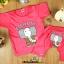 ชุดเด็กเสื้อและกางเกงก้นบาน size 9-18 เดือน (ไซส์ 80) thumbnail 2