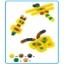 Bunchems ของเล่น ตัวต่อ เด็ก เพื่อการเรียนรู้ 150 ชิ้น thumbnail 9