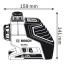 BOSCH GLL3-80 เครื่องถ่ายระดับเลเซอร์ BOSCH รุ่น GLL3-80 (กล่องพลาสติค) New 2018 - 0601063S00 thumbnail 3