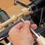 ROCKLER 45142 - มีดกลึงปลายคาร์ไบด์ขนาดเล็ก ชุด3เล่ม (Carbide Mini Turning Tool -3 piece set) USA thumbnail 4