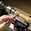 ROCKLER 45142 - มีดกลึงปลายคาร์ไบด์ขนาดเล็ก ชุด3เล่ม (Carbide Mini Turning Tool -3 piece set) USA thumbnail 5