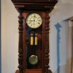นาฬิกาไหมซอkienzle 2ถ่วง 8.2นิ้วรหัส28159wc
