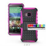เคสมือถือ HTC one M9 เคสนิ่มกันกระแทกรุ่นขอบสี แบบที่4
