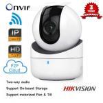 HIKVISION 1.0MP Network PT Camera