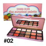 #02 : The sweetest palette โทนสีชมพู
