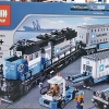 LEPIN 21006 Maersk Container Train (Retired) 1234pcs