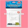 Yu-Gi-Oh! ARC-V Duelist Card Protector Sleeve - Silver (Transparent) Ver.2 100ct.