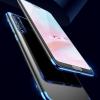 (พร้อมส่ง01)เคสโทรศัพท์มือถือหัวเว่ย Case Huawei P20 Pro เคสนิ่มใสขอบสีแววแฟชั่นสวยๆ