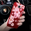 (388-112)เคสมือถือ Samsung Galaxy Note2 เคสนิ่มลายดอกไม้สวยๆ
