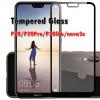 (436-453)ฟิล์มกระจก Huawei Nova3e/P20lite นิรภัยเมมเบรนกันรอยขูดขีดกันน้ำกันรอยนิ้วมือ 9H Tempered Glass