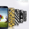 Dreamplus : Persian Safari Crystal Cubic Case For Samsung Galaxy S4, S IV, i9500