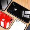 (606-018)เคสมือถือไอโฟน Case iPhone7/iPhone8 เคสแฟชั่นพื้นหลังแววกันกระแทก