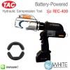 Battery-Powered Hydraulic Compression Tool รุ่น REC-400 ยี่ห้อ TAC (CHI)