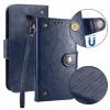 (436-420)เคสมือถือซัมซุง Case Samsung S9+ เคสสมุดสไตล์กระเป๋าลายหนังสุดหรูใส่ธนบัตร
