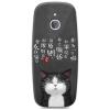 (741-001)เคสมือถือ Nokia 3310 (2017) 3G 4G เคสนิ่มลายน้องแมว หมา น่ารักๆ สำเนา