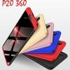 (025-1206)เคสโทรศัพท์มือถือหัวเว่ย Case Huawei P20 เคสพลาสติกคลุมเครื่องกันกระแทก 360 องศา