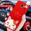 (388-113)เคสมือถือ Samsung Galaxy Note2 เคสนิ่ม3Dเกาะเคสน่ารักๆ