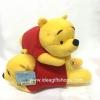 ตุ๊กตาหมีพู Pooh ท่าหมอบ ขนาด 12 นิ้ว ลิขสิทธิ์แท้