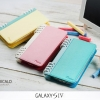Miicalo : Smart Pastel Diary Case Cover For Samsung Galaxy S4, S IV, i9500