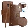 (436-419)เคสมือถือซัมซุง Case Samsung S9 เคสสมุดสไตล์กระเป๋าลายหนังสุดหรูใส่ธนบัตร
