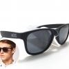 แว่นกันแดด Vans Spicoli 4 Matte Black/Black <ดำ>