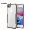 (705-012)เคสมือถือไอโฟน Case iPhone 6Plus/6S Plus เคสยางกันกระแทกสวยใสเบาอึดถึกทนยอดฮิต