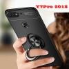 (025-1216)เคสโทรศัพท์มือถือหัวเว่ย Case Huawei Y7Pro 2018 เคสนิ่มแฟชั่นแหวนในตัวสำหรับยึดกับตัวดูด