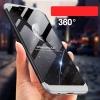 (025-1212)เคสโทรศัพท์มือถือหัวเว่ย Case Huawei Nova3e/P20lite เคสพลาสติกคลุมเครื่องกันกระแทก 360 องศา