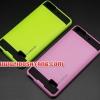 (413-016)เคสมือถือ Case Huawei Honor 4C/ALek 3G Plus (G Play Mini) เคสนิ่มพื้นหลังพลาสติกทูโทนสุดสวย