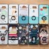 (025-1144)เคสมือถือซัมซุง Case Samsung Galaxy S7 เคสนิ่มซิลิโคนลายน่ารัก พร้อมแหวนมือถือและสายคล้องคอถอดแยกสายได้
