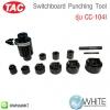 Switchboard Punching Tool รุ่น CC-104I ยี่ห้อ TAC (CHI)