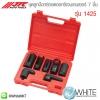 ชุดลูกบ๊อกซ์ถอดออกซิเจนเซนเซอร์ 7 ชิ้น รุ่น 1425 ยี่ห้อ JTC Auto Tools จากประเทศไต้หวัน