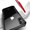 (705-009)เคสมือถือไอโฟน Case iPhone X เคสยางกันกระแทกสวยใสเบาอึดถึกทนยอดฮิต
