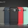 (025-1155)เคสมือถือซัมซุง Case Samsung Galaxy S7 เคสนิ่ม tpu กันกระแทกแฟชั่นพื้นผิวลายโลหะ